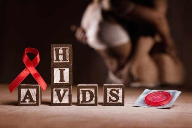 Заражение ВИЧ