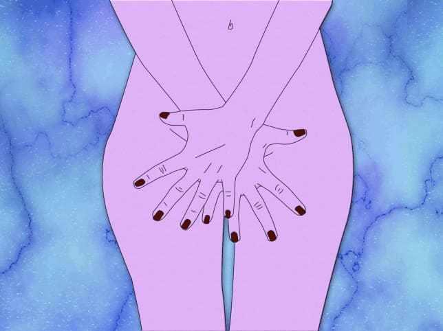Генитальный герпес у женщины