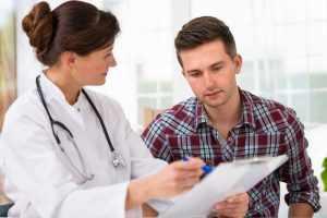 Визит к лечащему врачу