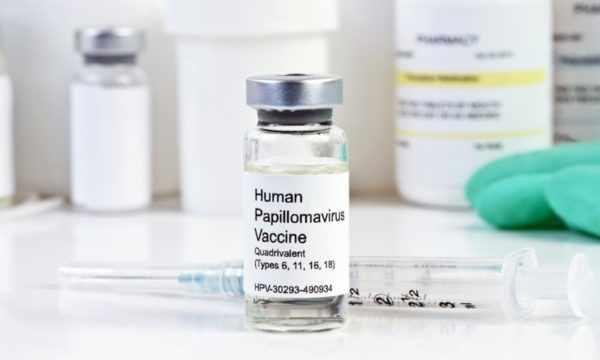 Прививка от ВПЧ