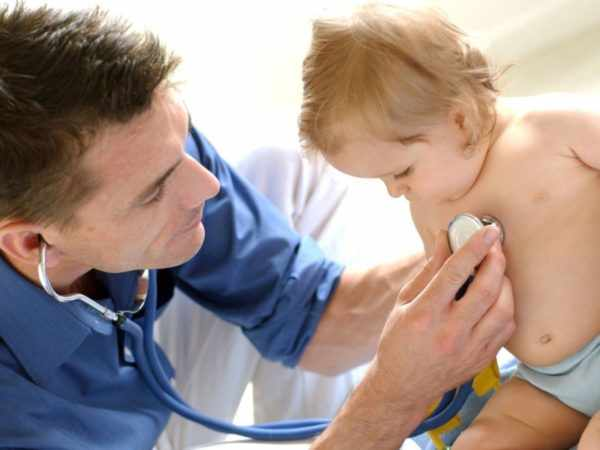 Миокардит у ребенка