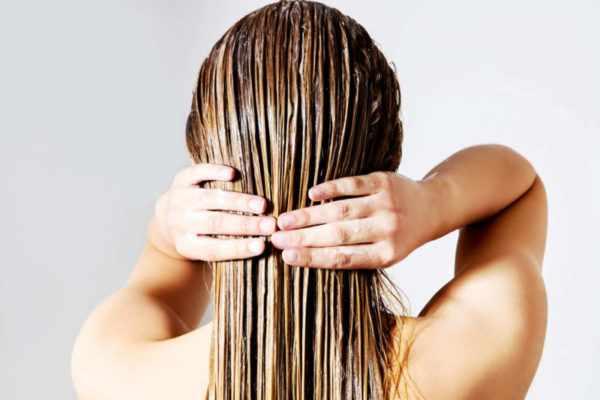 Маска на волосы из желтка