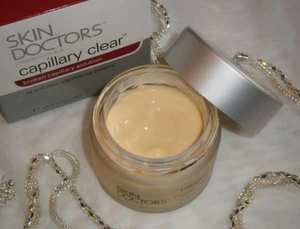 Крем для лица Capillary Clear