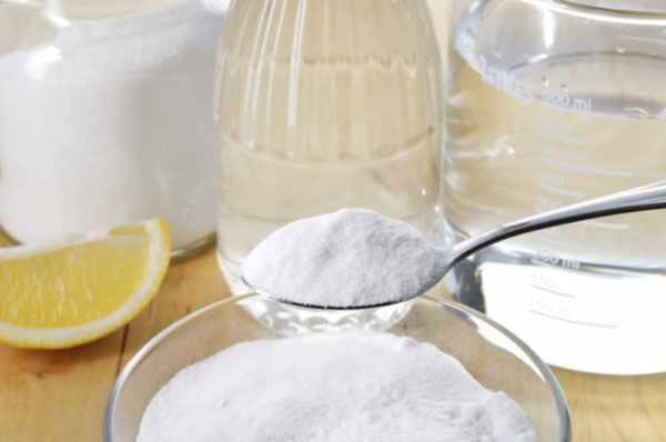Сода и лимон от кандидоза