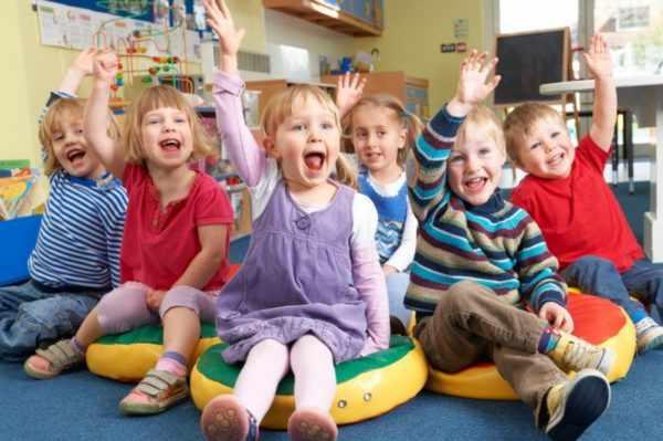 Заражение в детском саду