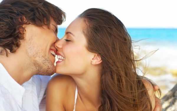 Заражение герпесом через поцелуй