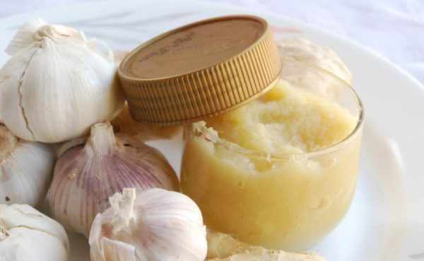 Лечение контагиозного моллюска чесноком