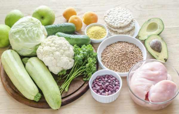 Гипоаллергенные продукты питания