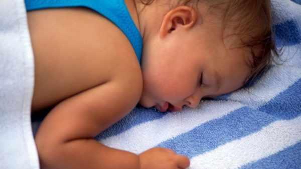 Гипергидроз у ребенка