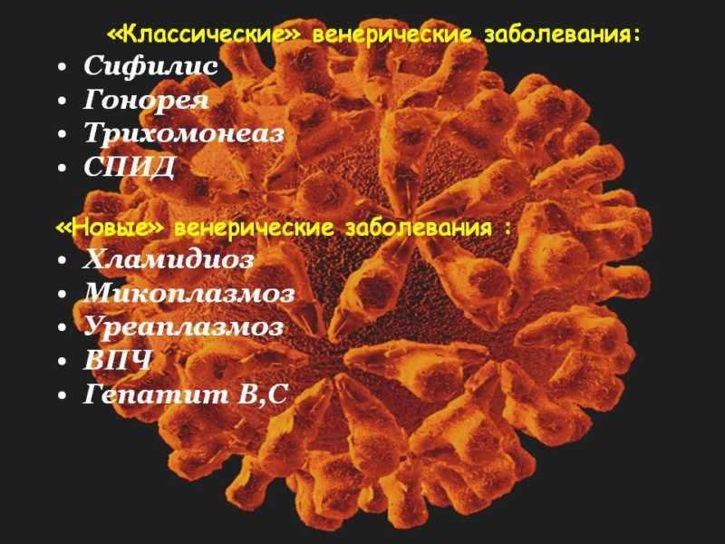 Венерические болезни