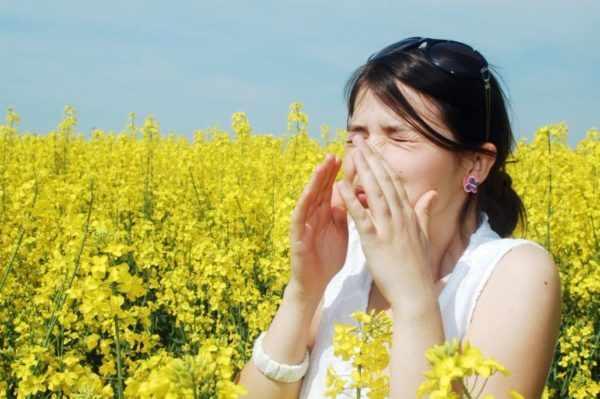 Пыльцевая аллергия