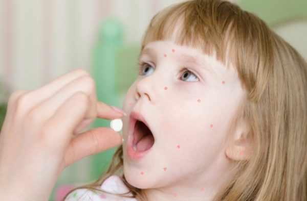 Диагностический тест с антигистаминным препаратом