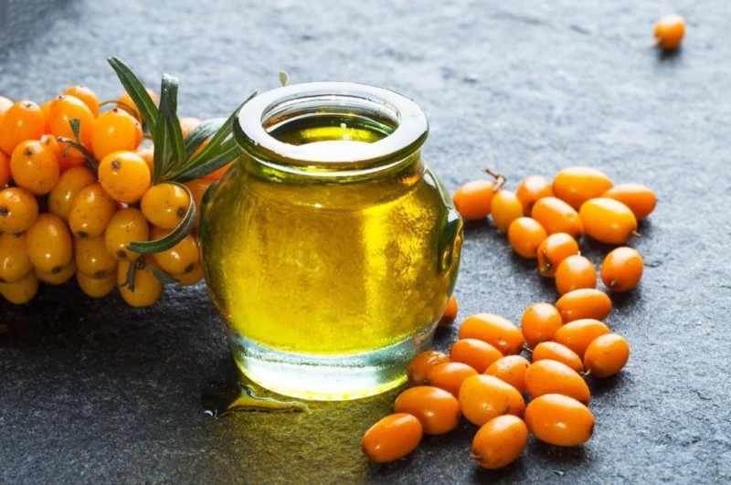 Облепиха с оливковым маслом