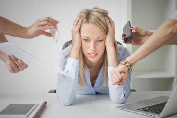 Стресс и ВПЧ
