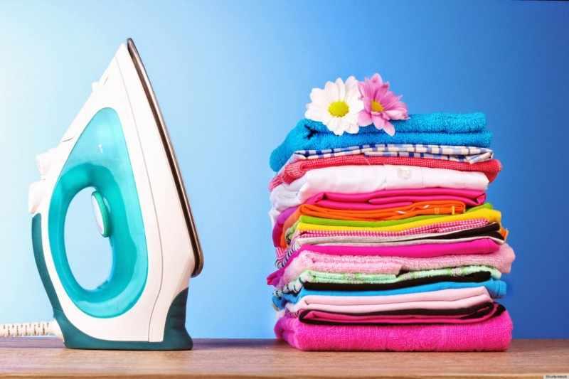 Термообработка белья и одежды