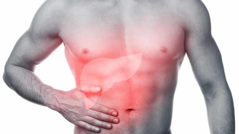 Эритема чаще всего возникает при больной печени