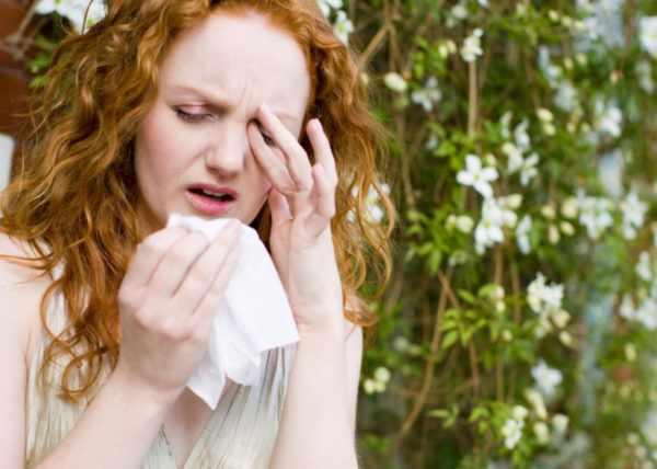 Дифференциальная диагностика с аллергией