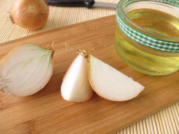 Ингредиенты для приготовления маски