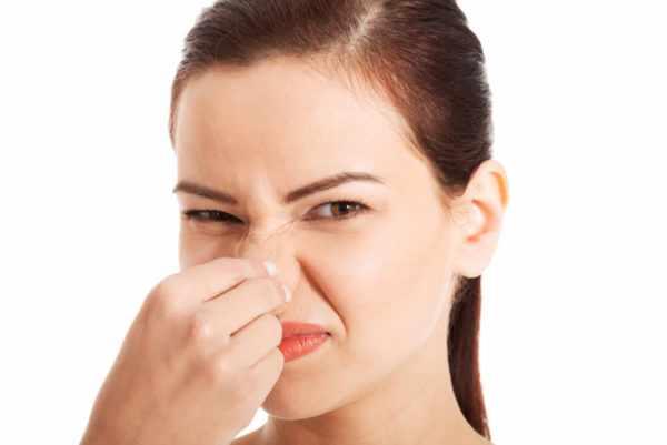 Неприятный запах керосина