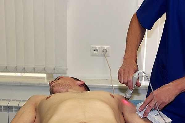 Физиотерапия гидраденита