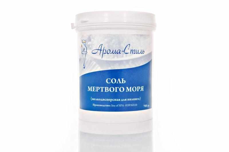 Соль из Мертвого моря