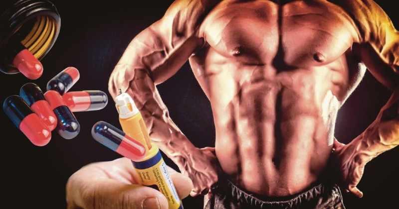 Анаболики и мышцы