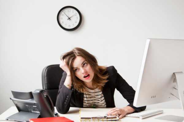 Стресс, как провокатор папиллом