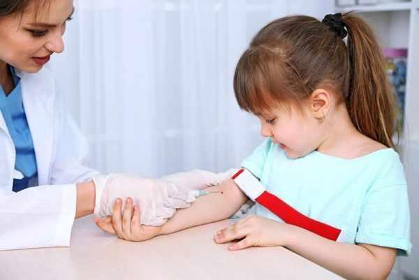 Забор крови на анализ