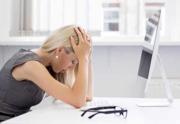 Стресс и чрезмерная усталость