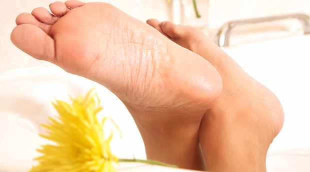Держите ноги чистыми и сухими