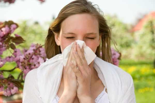 Аллергические реакции как причина розового лишая