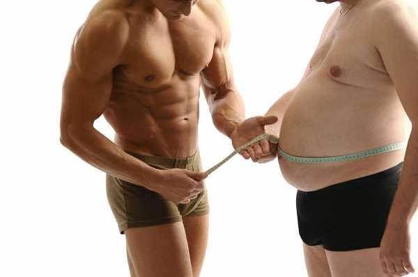 Лишний вес может стать причиной заболеваний