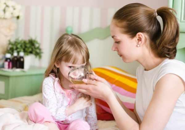 Употребление жидкости во время болезни