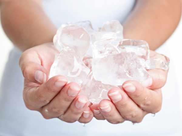 Лед от демодекоза