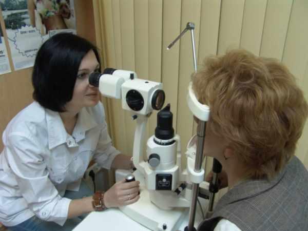 Биомикроскопия глаз