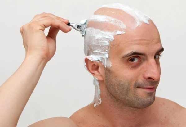 Бритье волос при педикулезе