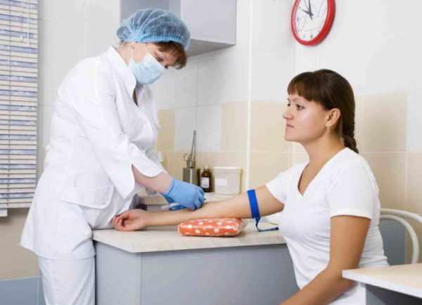 Обследование у беременной женщины на сифилис