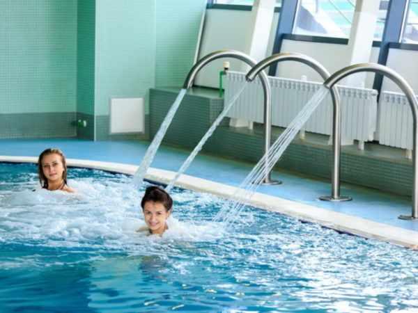 Правила посещения бассейна с герпесом